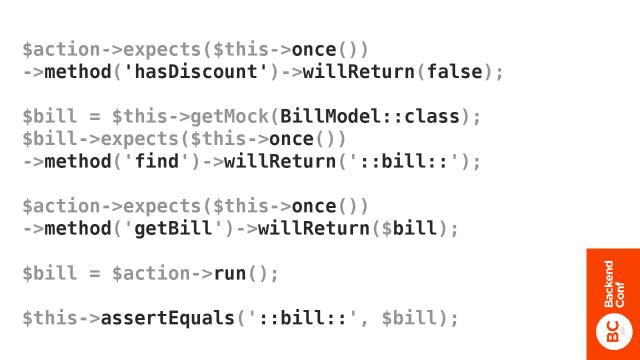 Держим дизайн системы под контролем, используя изолированное юнит-тестирование - 7