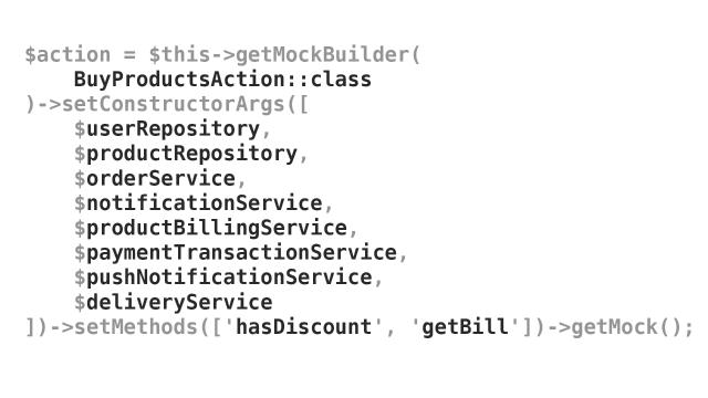 Держим дизайн системы под контролем, используя изолированное юнит-тестирование - 8