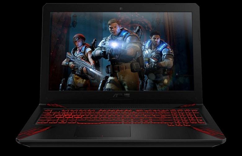 Игровой ноутбук Asus TUF Gaming FX504 сочетает шестиядерный CPU, видеокарту начального класса и слабый аккумулятор - 2