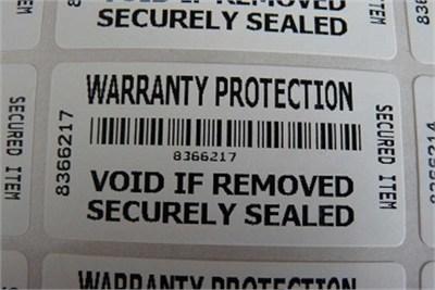 Лишать гарантии за оторванную наклейку или пломбу — незаконно - 1