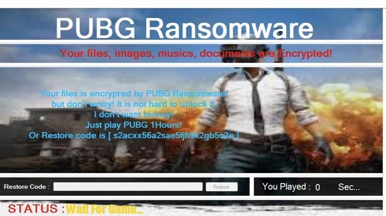 Новый вирус заставит вас играть в PUBG - 2