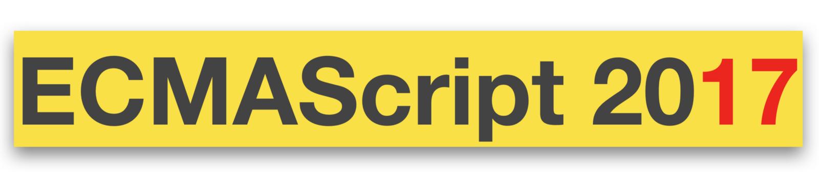 Обзор новшеств ECMAScript 2016, 2017, и 2018 с примерами - 5