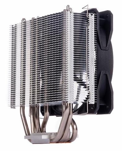 Процессорный охладитель Gelid Tornado оценивается всего в 27 долларов - 2