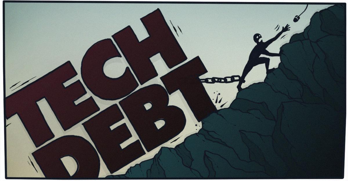 Riot Games: анатомия технического долга - 1