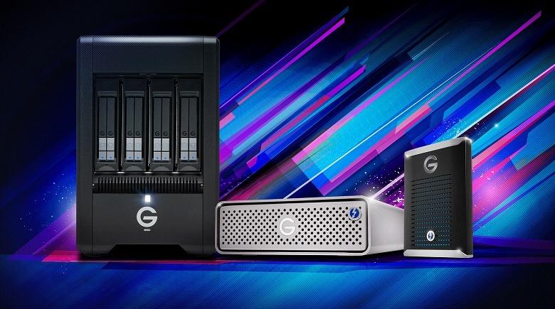 Western Digital представила высокоскоростные SSD