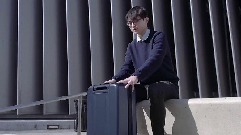 Компания Xiaomi выпустила новый чемодан
