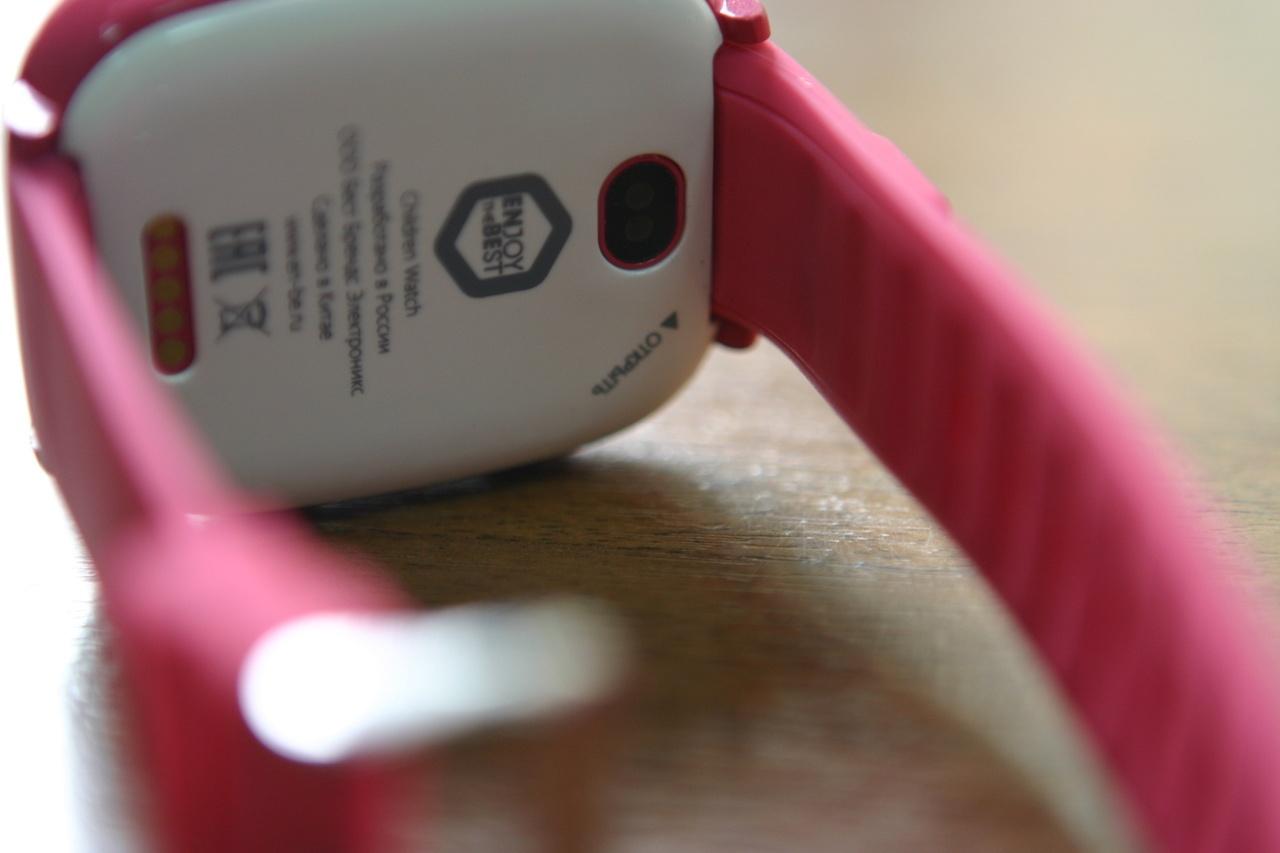 Обзор детских часов с GPS Enbe: просто и функционально - 21