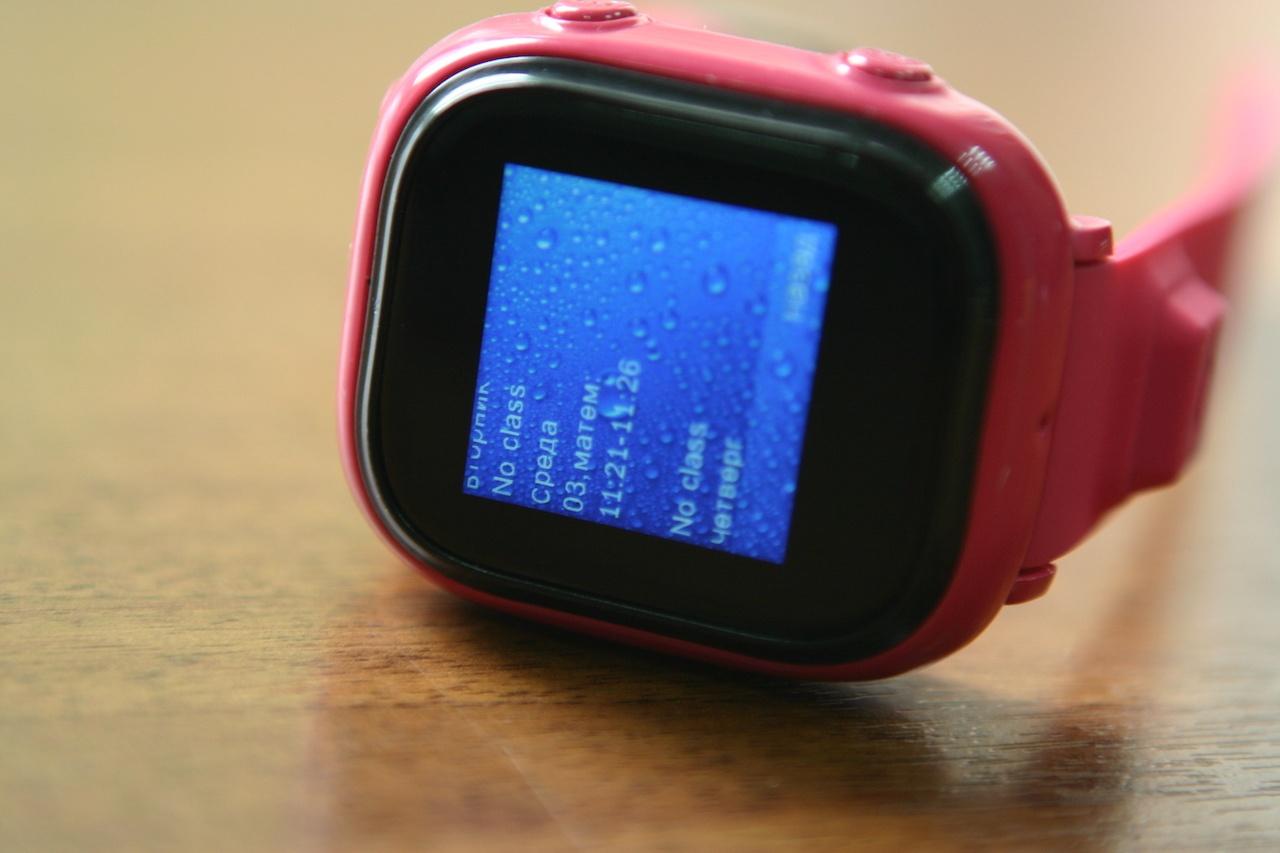 Обзор детских часов с GPS Enbe: просто и функционально - 5