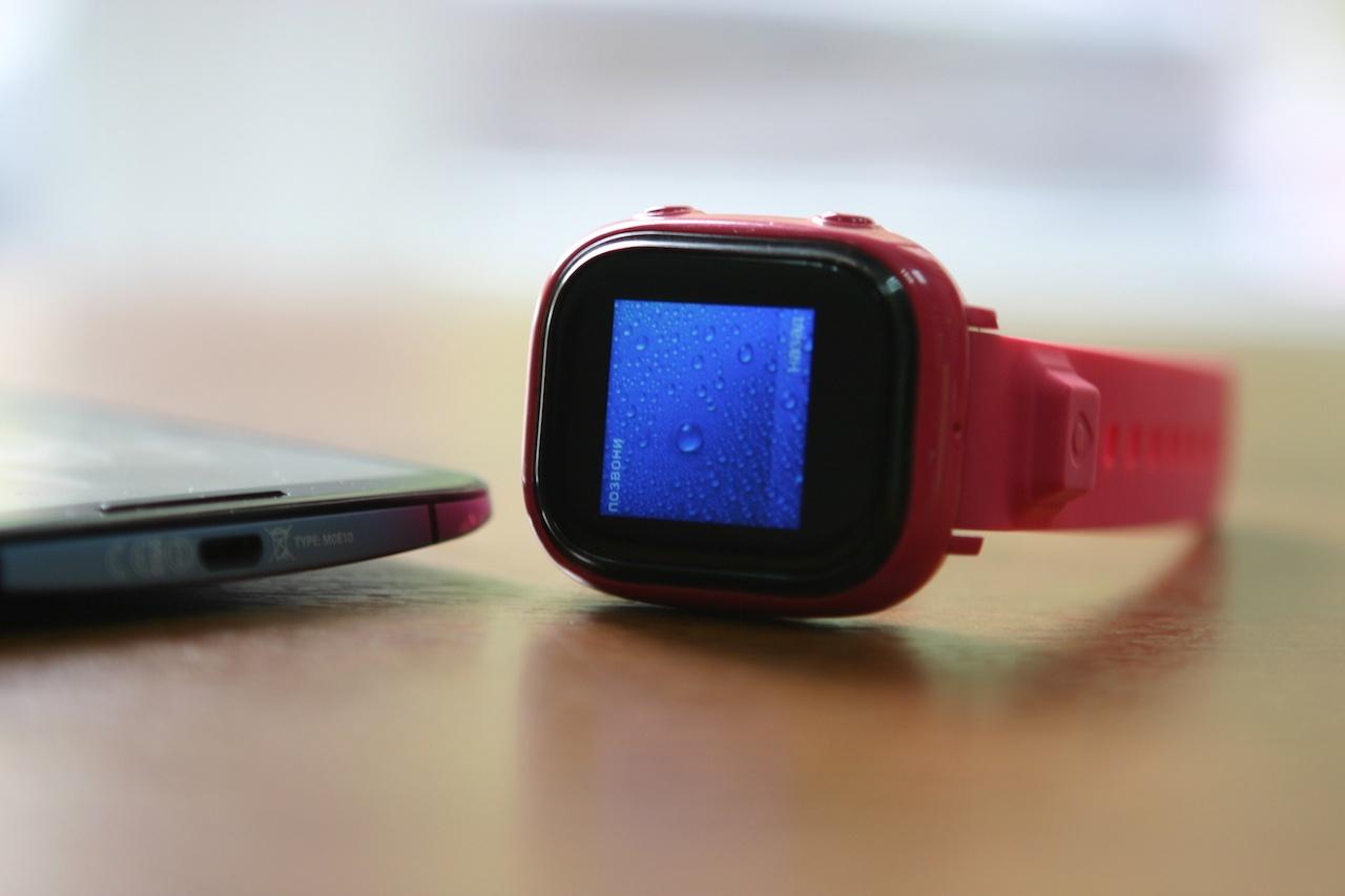 Обзор детских часов с GPS Enbe: просто и функционально - 8