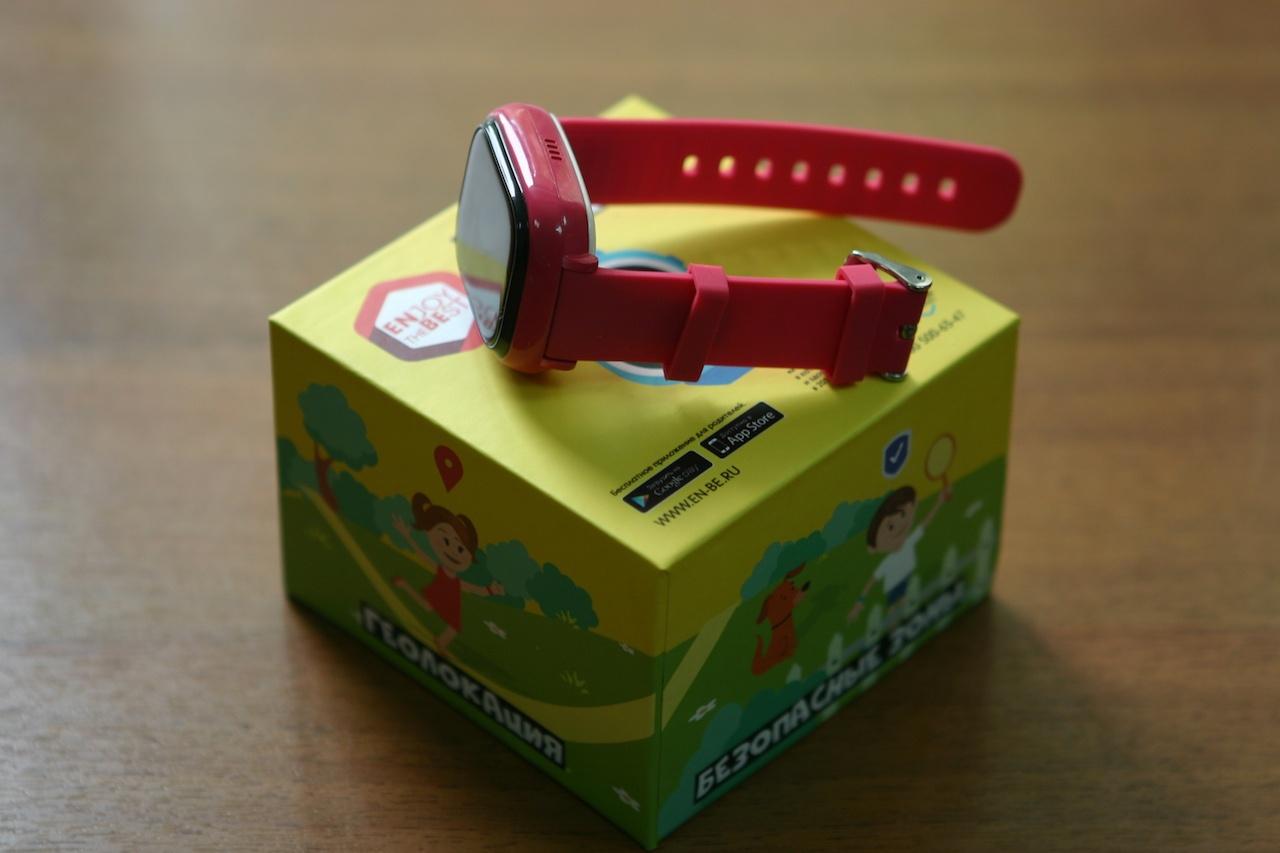Обзор детских часов с GPS Enbe: просто и функционально - 1
