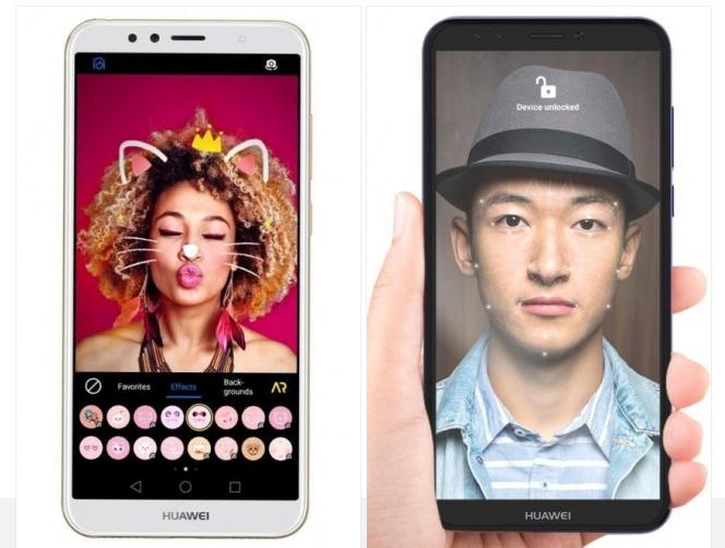 Смартфон Huawei Y6 (2018), несмотря на статус, получил функцию распознавания лиц и Android 8.0 - 1