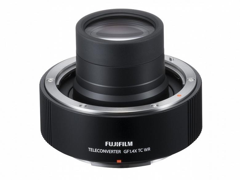 Телеконвертор Fujifilm GF 1.4X TC WR