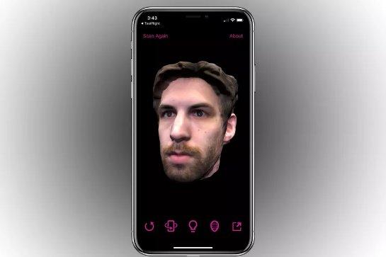 Bellus3D переходит на iPhone X с новым приложением