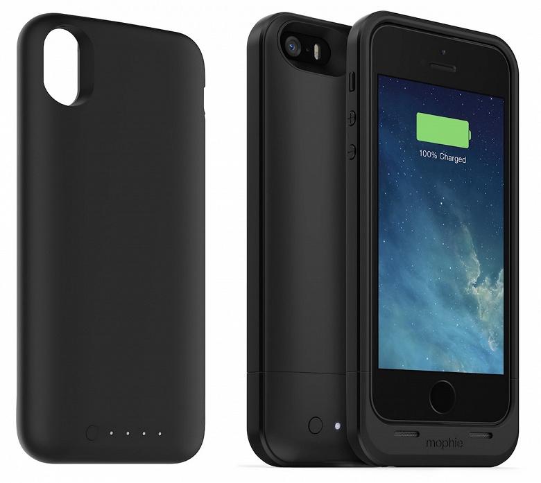 Mophie готовит первый сертифицированный чехол для iPhone X с поддержкой беспроводной зарядки - 1