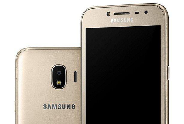 Бюджетный смартфон Galaxy J2 Pro не умеет выходить в интернет