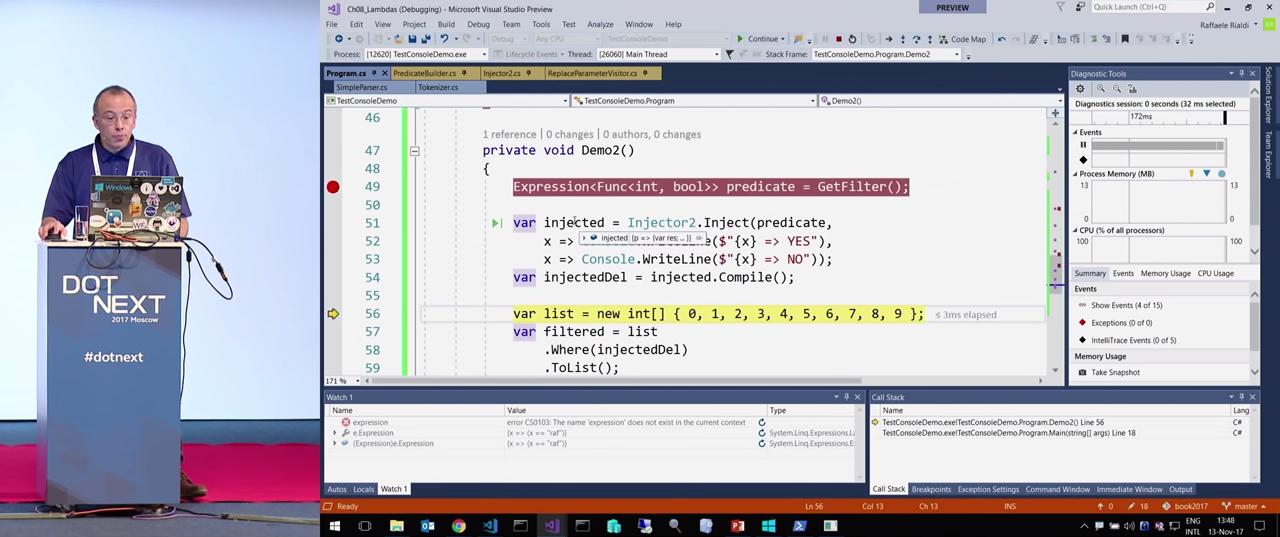 Генерация кода во время работы приложения: реальные примеры и техники - 10