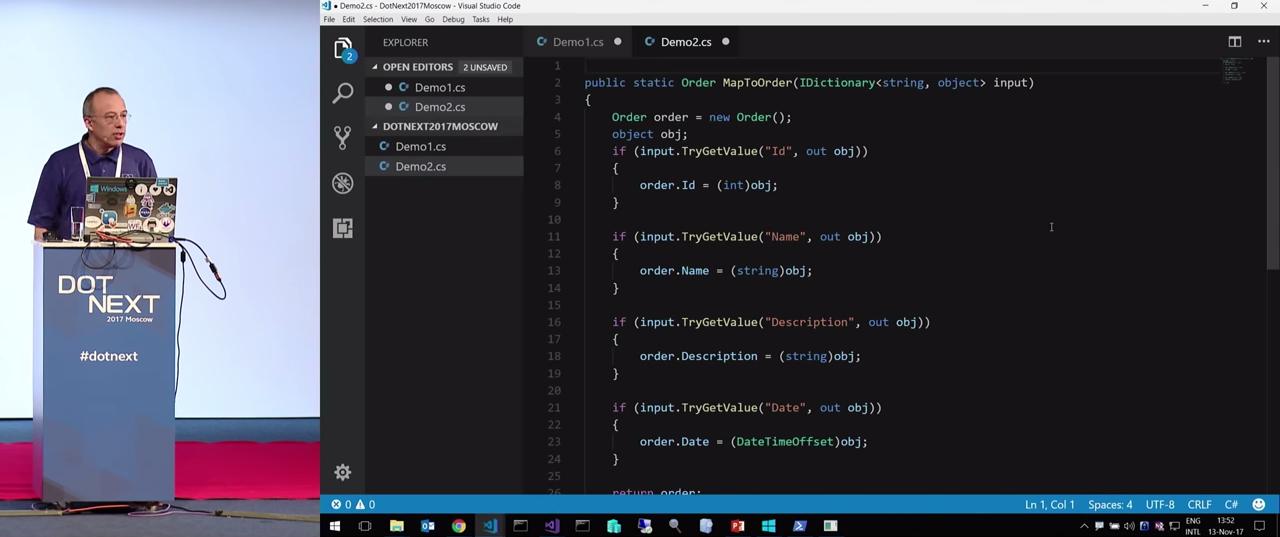 Генерация кода во время работы приложения: реальные примеры и техники - 15