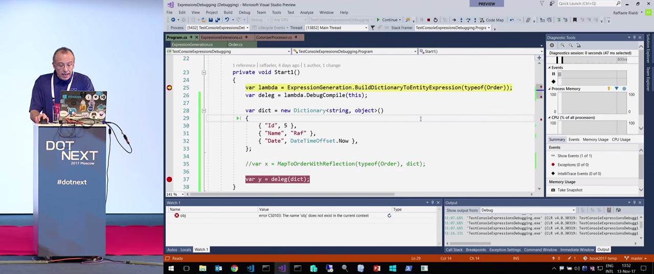 Генерация кода во время работы приложения: реальные примеры и техники - 16