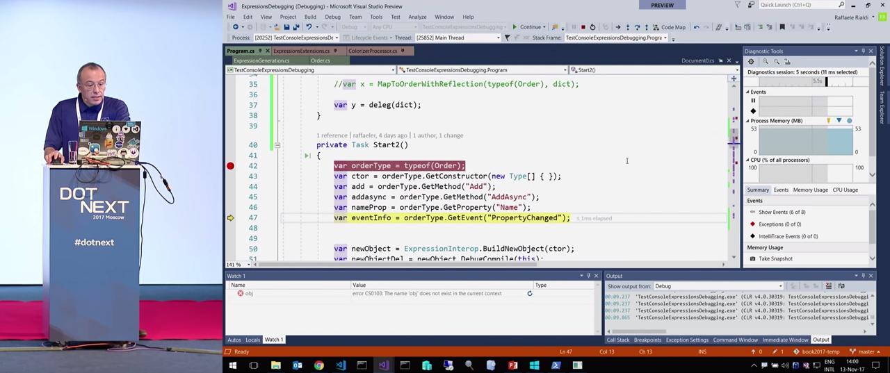 Генерация кода во время работы приложения: реальные примеры и техники - 25