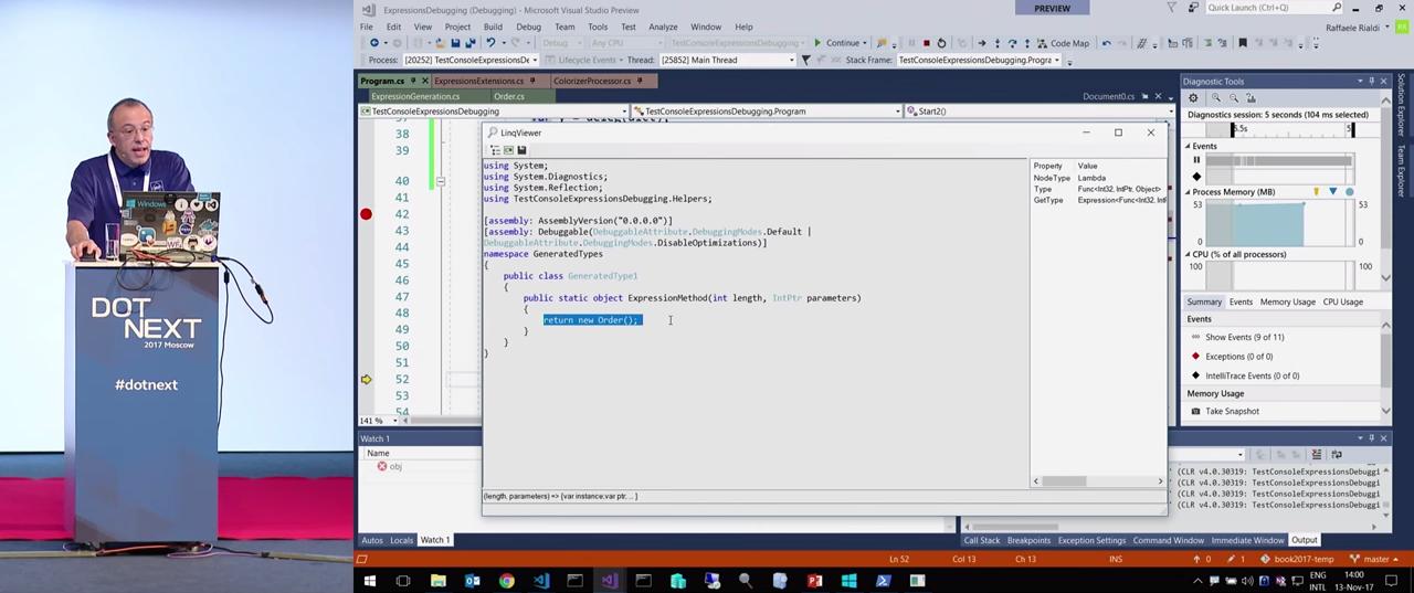 Генерация кода во время работы приложения: реальные примеры и техники - 26