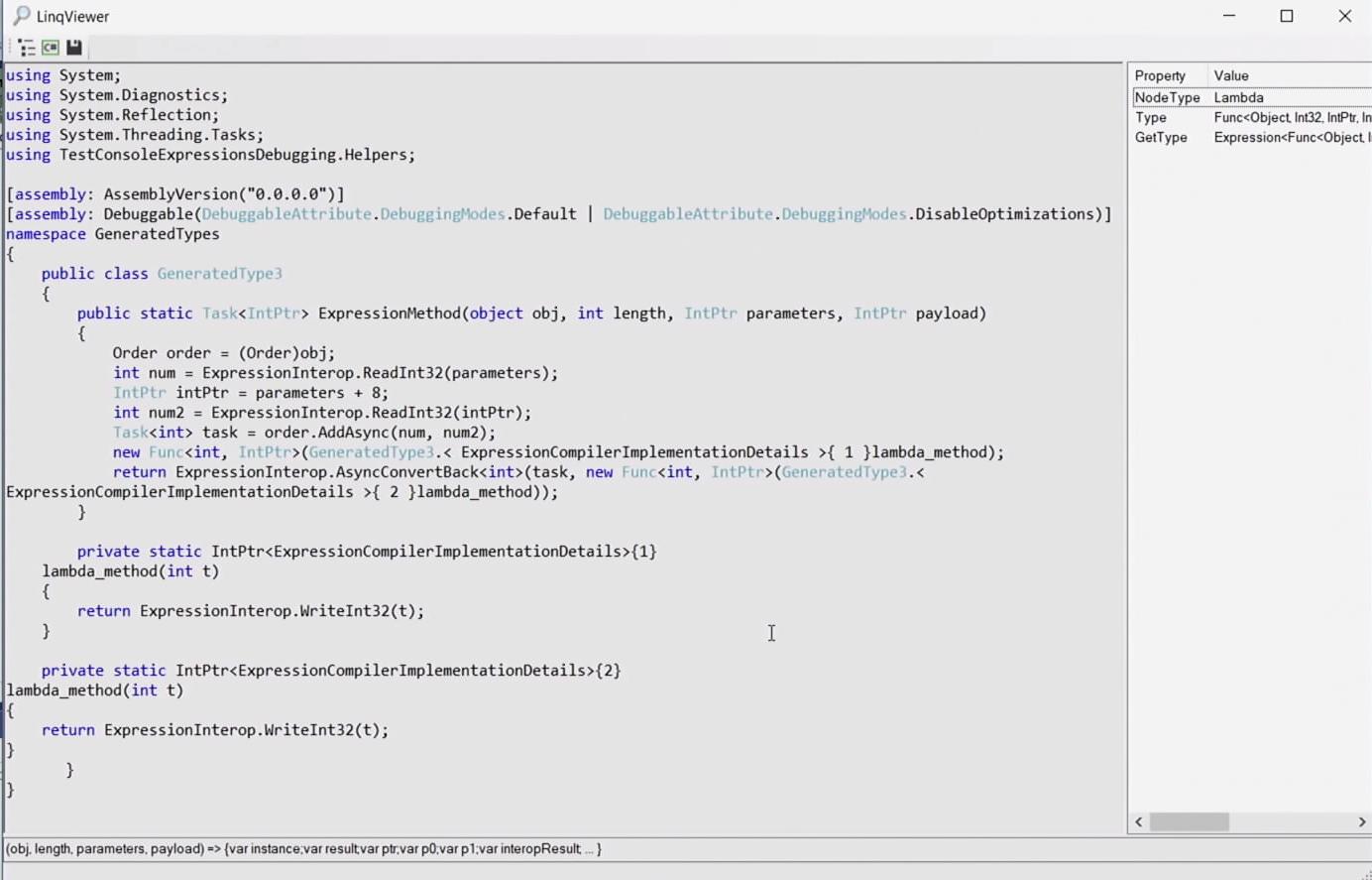 Генерация кода во время работы приложения: реальные примеры и техники - 27