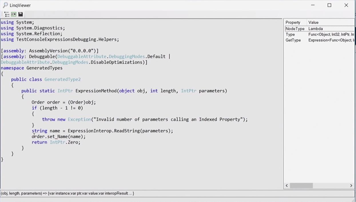 Генерация кода во время работы приложения: реальные примеры и техники - 28