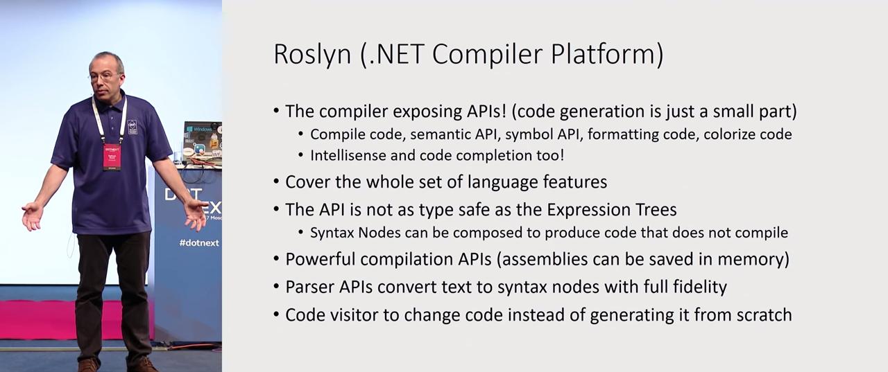 Генерация кода во время работы приложения: реальные примеры и техники - 31