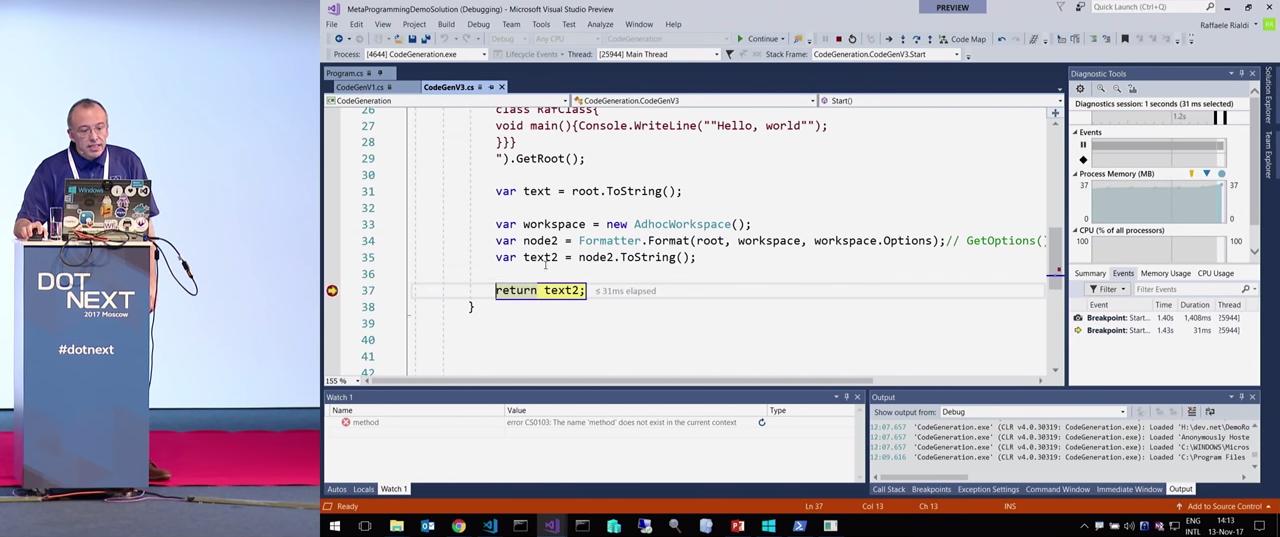Генерация кода во время работы приложения: реальные примеры и техники - 35