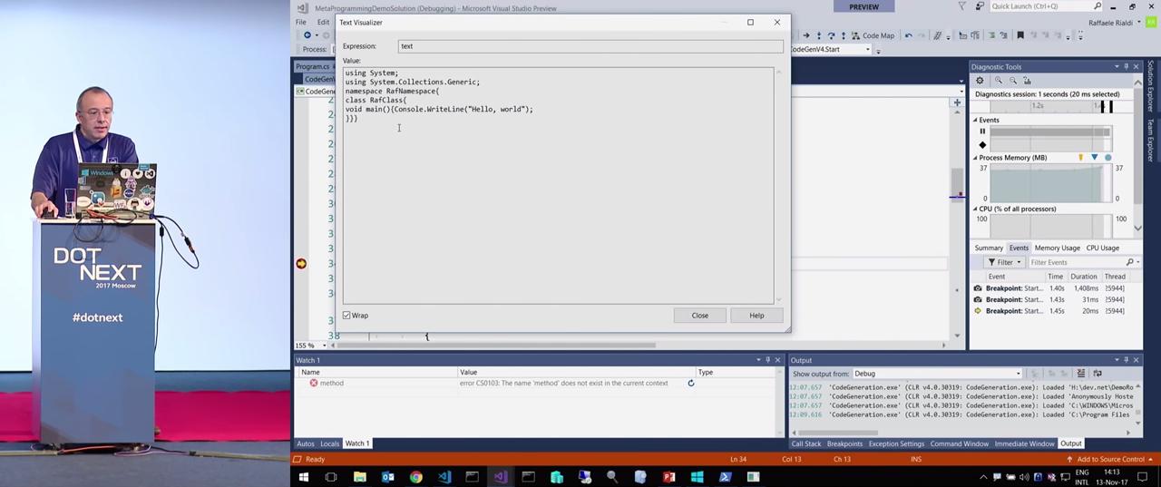 Генерация кода во время работы приложения: реальные примеры и техники - 39
