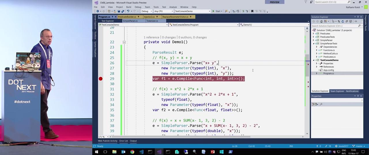 Генерация кода во время работы приложения: реальные примеры и техники - 4