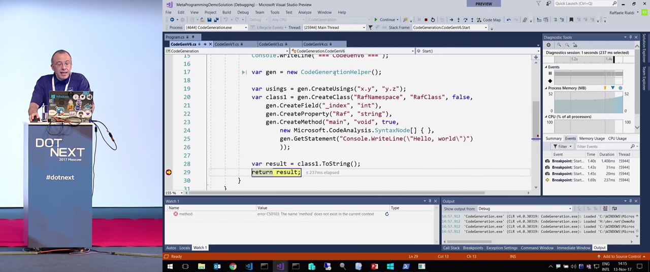 Генерация кода во время работы приложения: реальные примеры и техники - 41