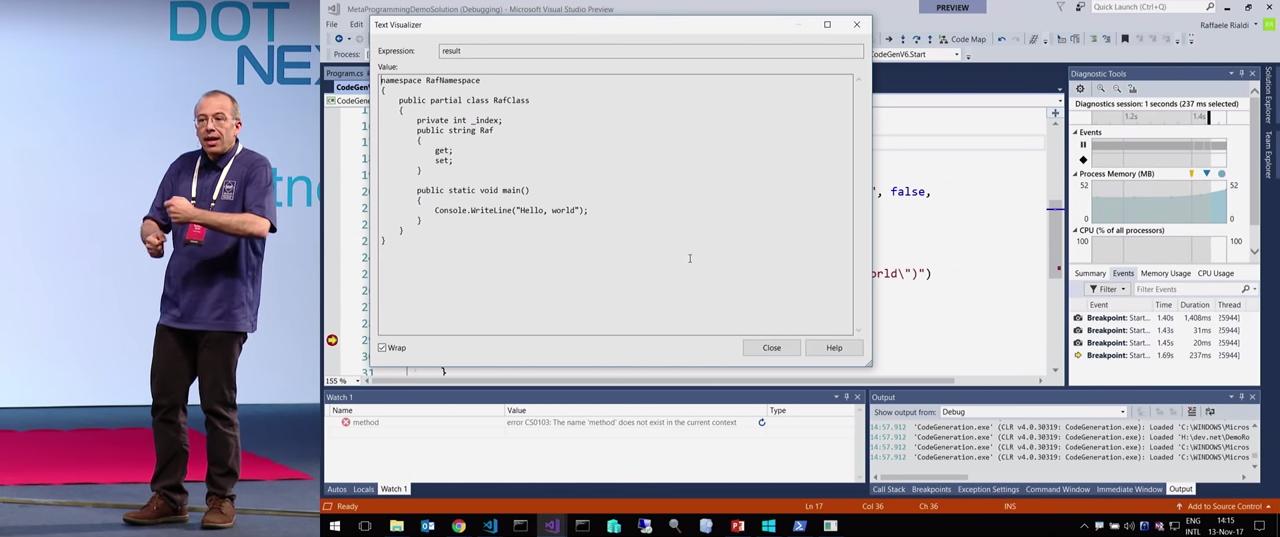 Генерация кода во время работы приложения: реальные примеры и техники - 42