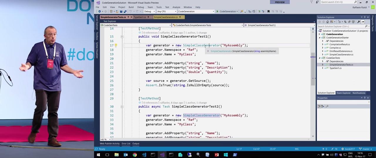 Генерация кода во время работы приложения: реальные примеры и техники - 43