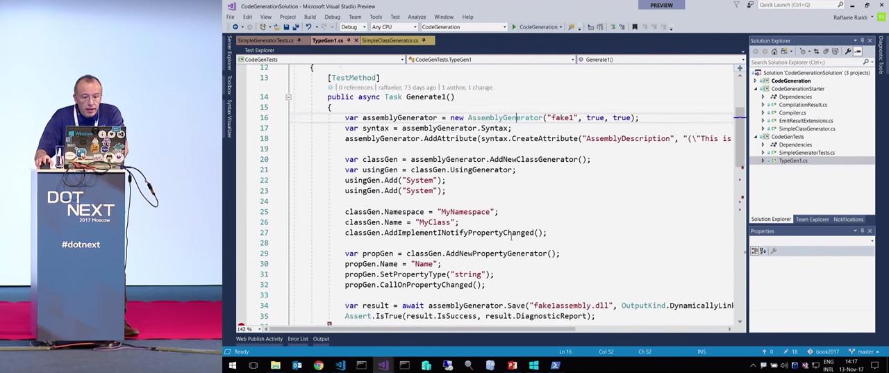 Генерация кода во время работы приложения: реальные примеры и техники - 45