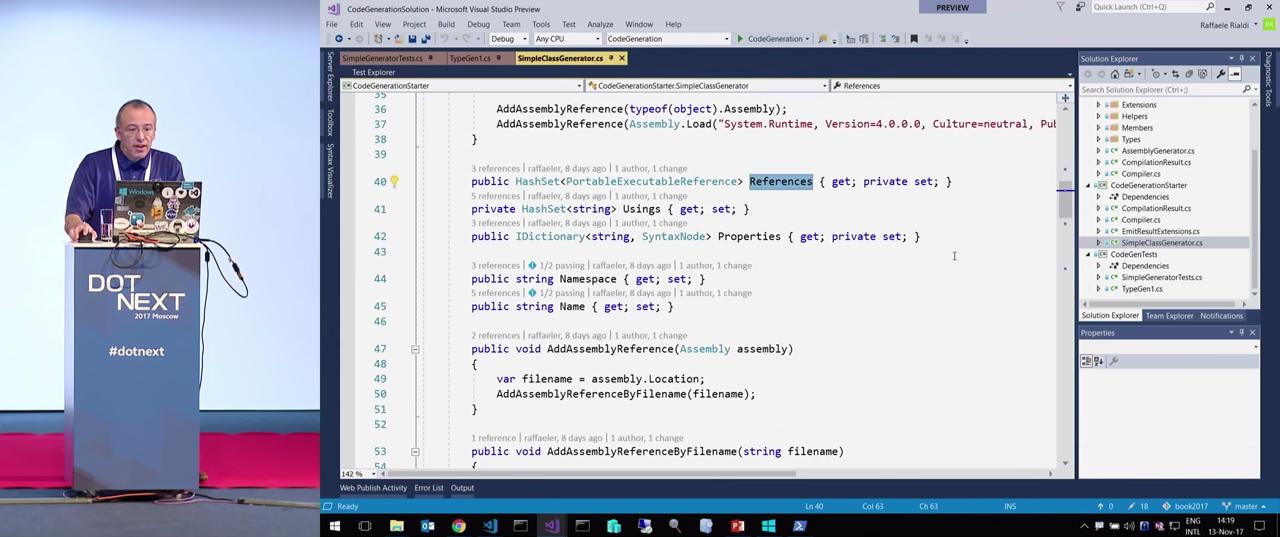Генерация кода во время работы приложения: реальные примеры и техники - 49