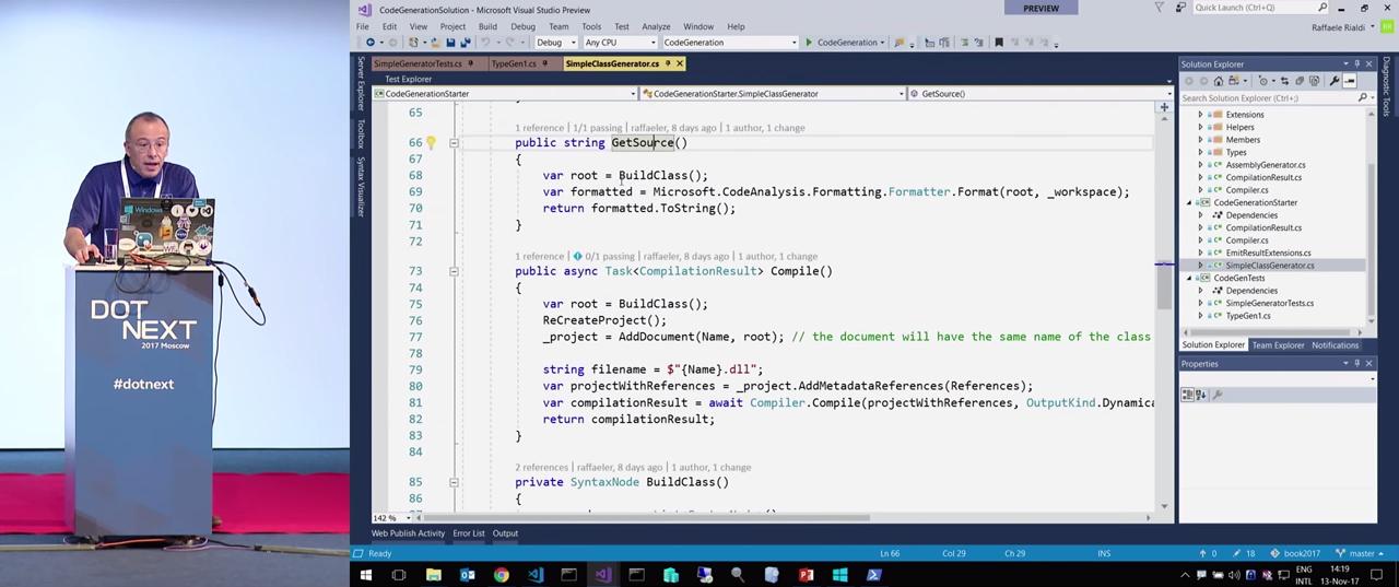 Генерация кода во время работы приложения: реальные примеры и техники - 50