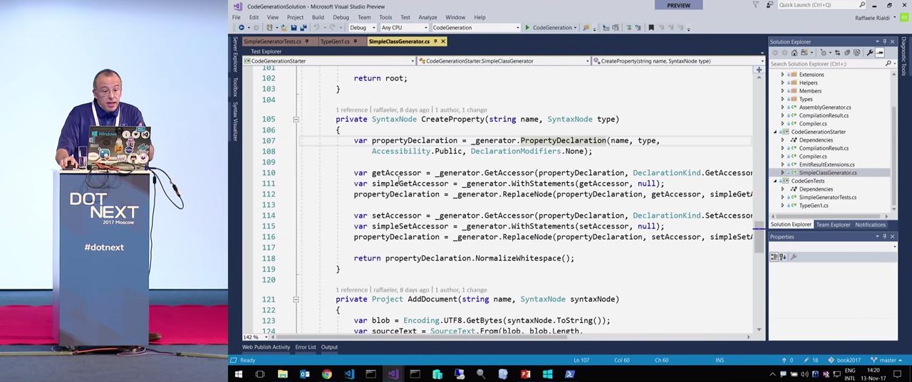 Генерация кода во время работы приложения: реальные примеры и техники - 51