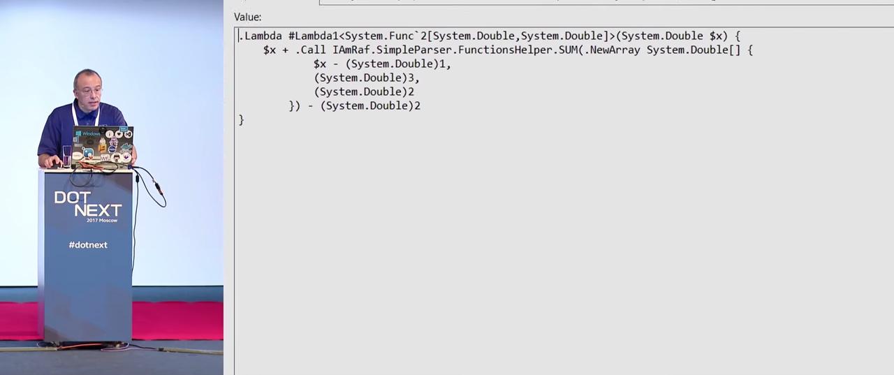 Генерация кода во время работы приложения: реальные примеры и техники - 6