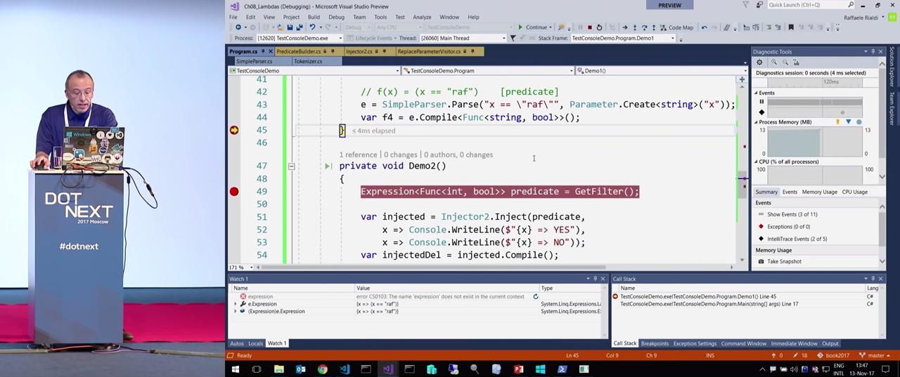 Генерация кода во время работы приложения: реальные примеры и техники - 7