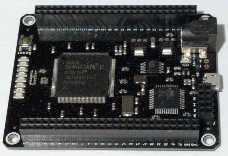 Решение FizzBuzz на FPGA с генерацией видео - 2