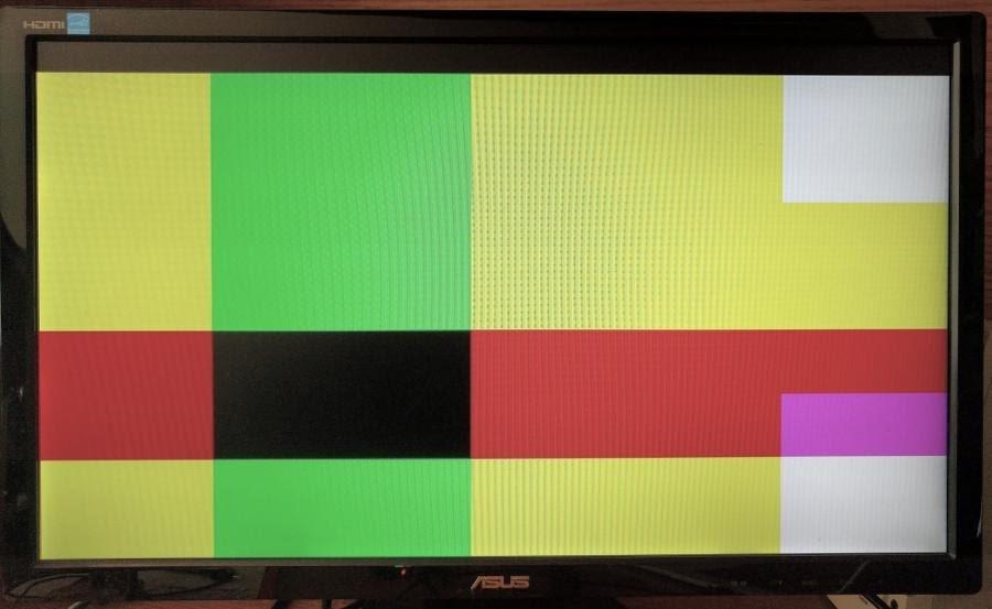 Решение FizzBuzz на FPGA с генерацией видео - 3