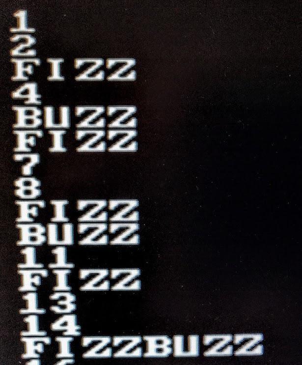 Решение FizzBuzz на FPGA с генерацией видео - 6