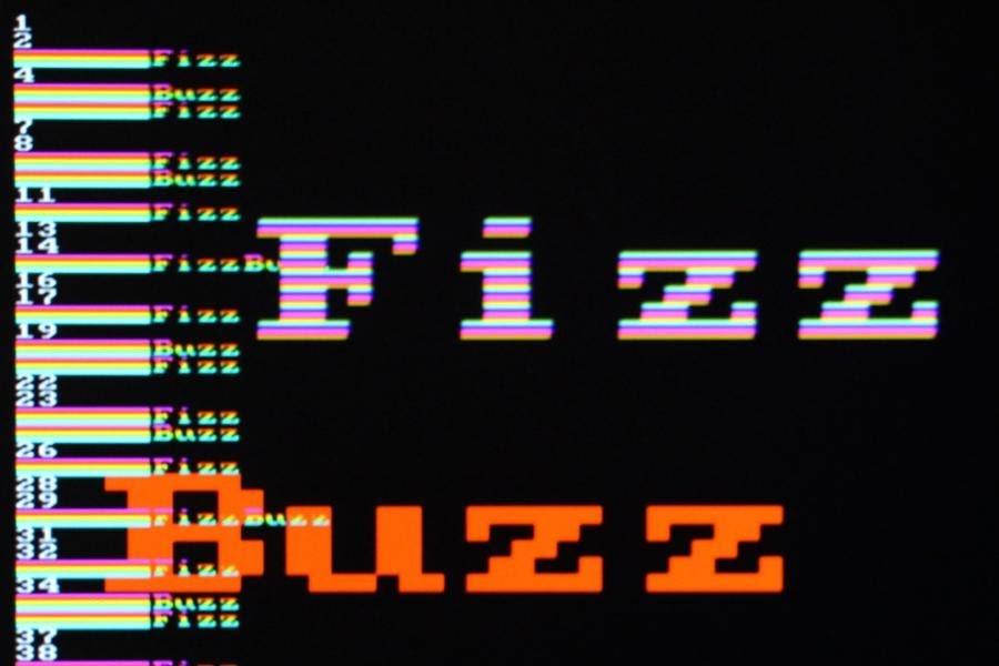 Решение FizzBuzz на FPGA с генерацией видео - 1