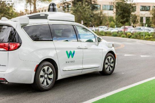 Waymo примет участие в беспилотных тестах автомобилей в Калифорнии