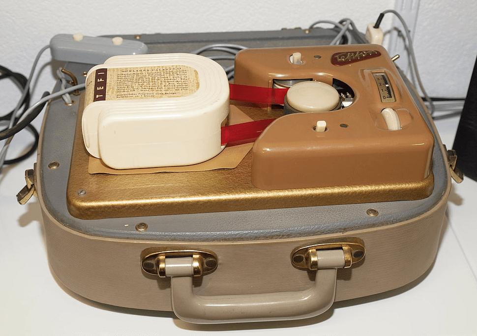 «Между винилом и кассетой»: история тефифона - 2