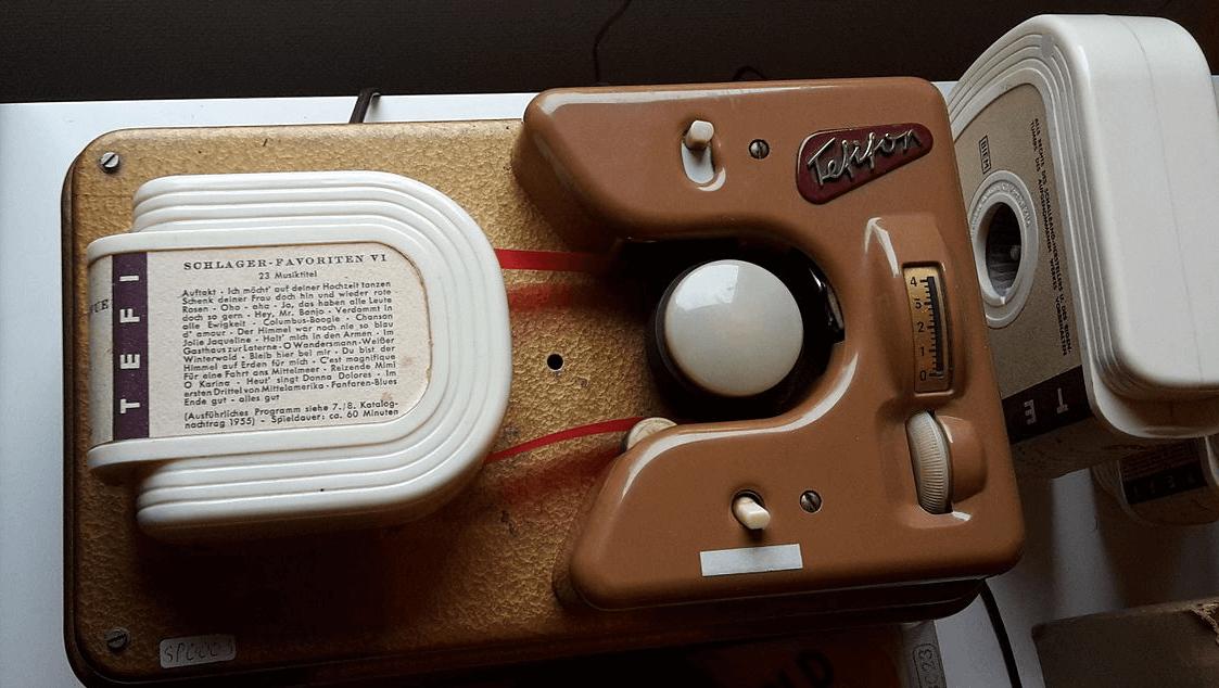 «Между винилом и кассетой»: история тефифона - 4