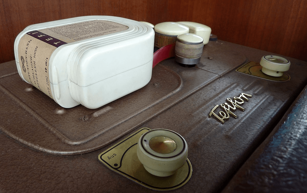 «Между винилом и кассетой»: история тефифона - 1