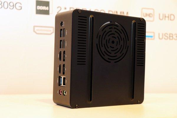 Мини-ПК Beelink KB-G1 Game оснащается процессором Intel Kaby Lake G - 1