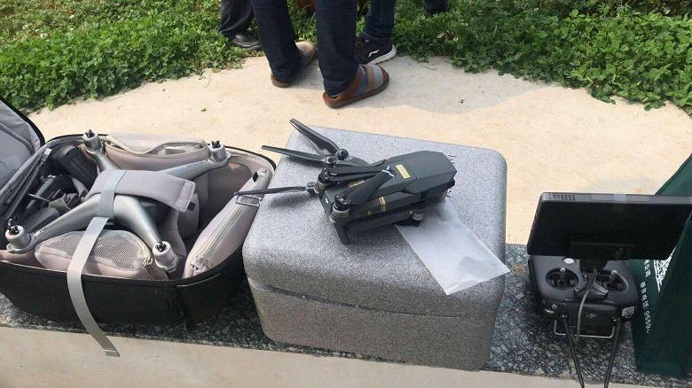 Квадрокоптер DJI Phantom 5 оснащен камерой со сменными объективами
