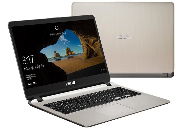 Asus X407 и X507